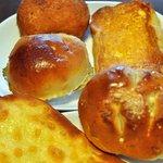 pop - 本日のパンたち