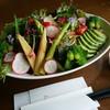 スローベリィ - 料理写真:「ベジタブル丼」