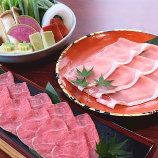 西麻布店限定メニュー一歩先行く日本食を。