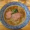 らぁ麺屋 はりねずみ - 料理写真:煮干しらぁ麺(手もみ麺)