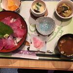 花になあれ - 料理写真:寿司ランチ