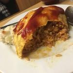 福助食堂 - 料理写真:オムライス 880円