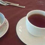 パレスサイドホテル Fermata - デザートと紅茶