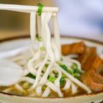 きしもと食堂 - 料理写真:麺