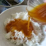 巻 - 卵かけご飯