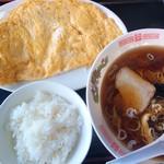お食事の店マロニエ - 玉子焼きセット