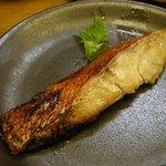 圓遊 - 「本日の焼き魚定食」の金目の味噌煮