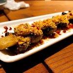 薪焼きジビエバル YAMAGOYA - キノコが好きです