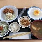 道の駅 なかつ - 料理写真: