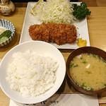 とんQ - ヒレカツ定食