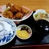 大包 - 料理写真:唐揚げ定食~♪