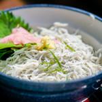 魚見亭 - 料理写真: