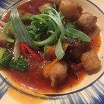 アンゴン - 酢豚