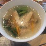 アンゴン - スープ
