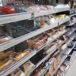としまや弁当 - パンも売ってました。