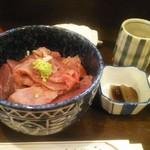 宝船 - 鉄火丼500円