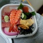 Daikane - 上ちらし寿司