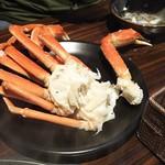 かに食べ放題 蟹奉行 - 鍋・焼き用の蟹