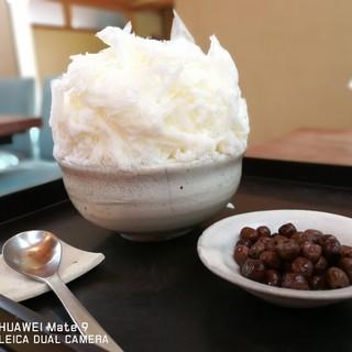 いなえ - 料理写真:塩まめみるく ¥700