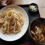 91263586 - 肉汁うどん(小)¥700