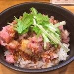 名もなきラーメン - チャーシュー丼