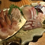 五郎 - 料理写真:おまかせお造り7点盛り