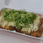 京たこ - 料理写真:塩ねぎマヨ