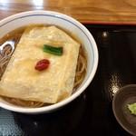 本家 鶴キそば - ゆば蕎麦