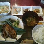 藤堂高虎ふるさと館 和の家 - 料理写真:わのやランチ(週替わり)800円
