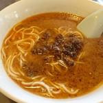中華菜館満福 - 担々麺 ¥860