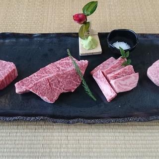 たなか畜産 - 料理写真:食べ放題Bプランサービス一例