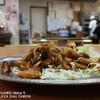 味の天龍 - 料理写真:2018.7.10モツピリ辛炒め\350