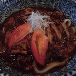 Jukuseiudonkikutarou - スパイシーカレーうどん 900円