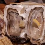 神楽坂 魚金 - 生牡蠣