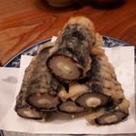 神楽坂 魚金 - ちくわチーズ磯辺揚げ