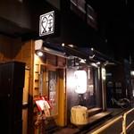 神楽坂 魚金 - なかなか良い立地