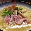 醤油と貝と麺 そして人と夢 - 料理写真: