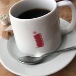 コーヒー アディクト - ドリンク写真:○ブレンドライト500円