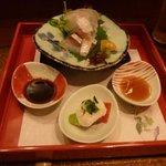野菜割烹 あき吉 - 8月のコース