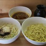 ラーメン 子ブタ屋 - 料理写真:つけそば小(255g)800円