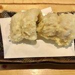 91271193 - 鱧の天ぷら                       夏の味。