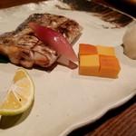 91274865 - 太刀魚塩焼き