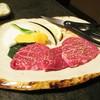 炭火焼肉 米沢亭 - 料理写真:ヒレ。3013円