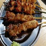 肉maroおとんば - シロ&キク
