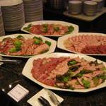 コートヤード・マリオット銀座東武ホテル - お料理。