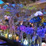 コートヤード・マリオット銀座東武ホテル - お花。