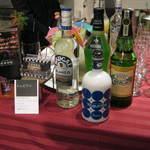 コートヤード・マリオット銀座東武ホテル - 「洋酒博物館」準備中。