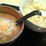 つけ麺屋 やすべえ - つけ麺 中 2013.9