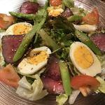 松阪牛 田じま - 田じまスペシャルサラダ