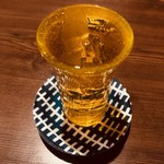 野武士 - グラス一杯(750円)